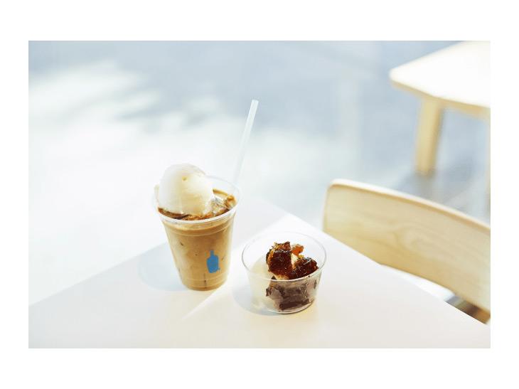 『HiO ICE CREAM』と『ブルーボトルコーヒー』がコラボした話題のコーヒーフロートとは?