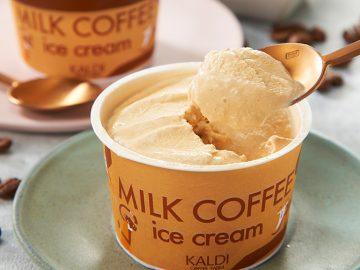5月9日はアイスの日。カルディの新作アイスクリーム4商品に注目!