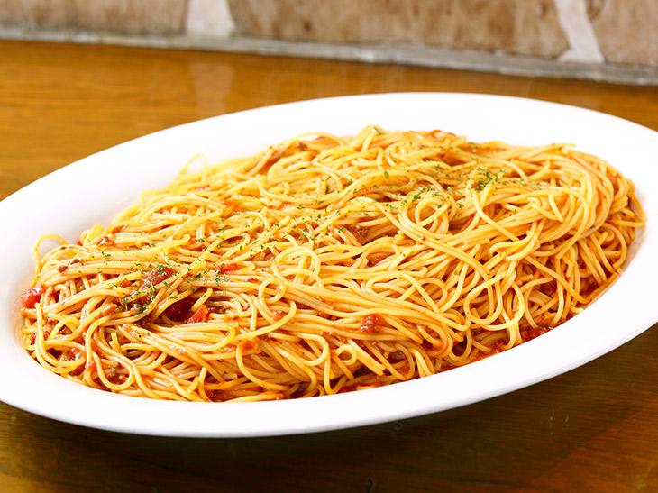 1.5kg超え! 天王洲『すぺっつぃえ』で超ワイルド盛りパスタを食べてきた
