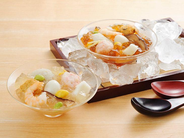 """ふるふるジュレが美味しい! 蒸し暑い時に食べたい注目の""""涼フーズ""""7選"""