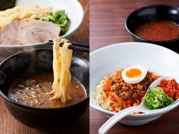 一風堂の夏限定メニューが解禁! 「博多太つけ麺」が期間限定で販売中