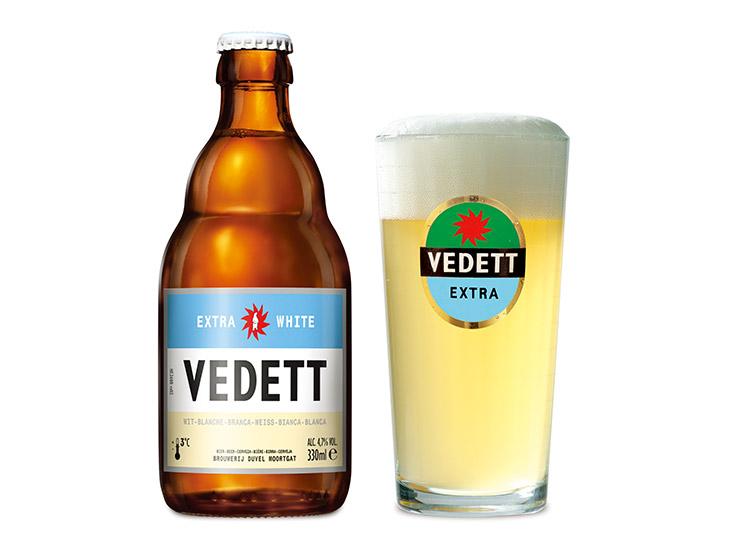 【ホワイトビール】ヴェデット・エクストラ・ホワイト