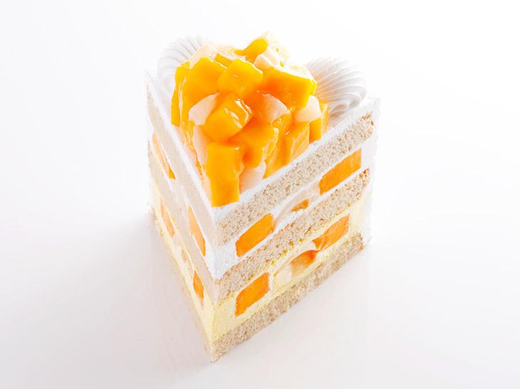 1日20個限定!「新エクストラスーパーマンゴーショートケーキ」が禁断の美味しさ!