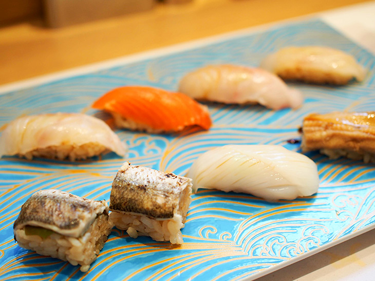 牡蠣だけじゃない! 広島に行ったら食べておきたい初夏の寿司ネタ7選
