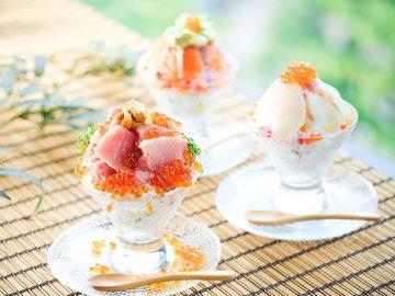 期間限定! 「パフェみたいな生本マグロ丼」が『米と魚 酒造 米家ル 高田馬場店』に登場