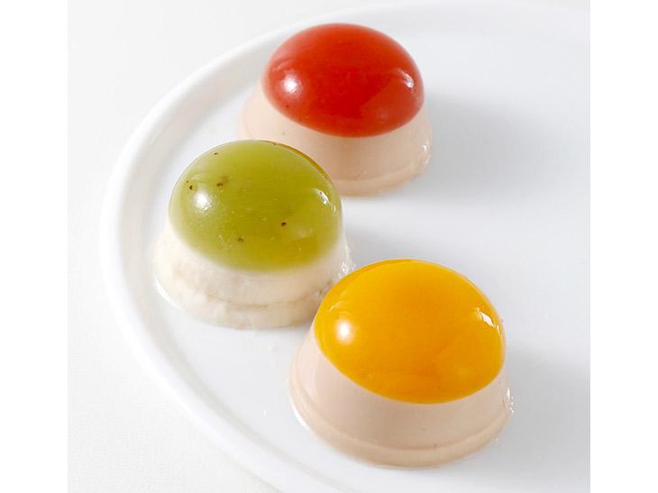 『ベル アメール』の「チーズショコラムース」(756円)