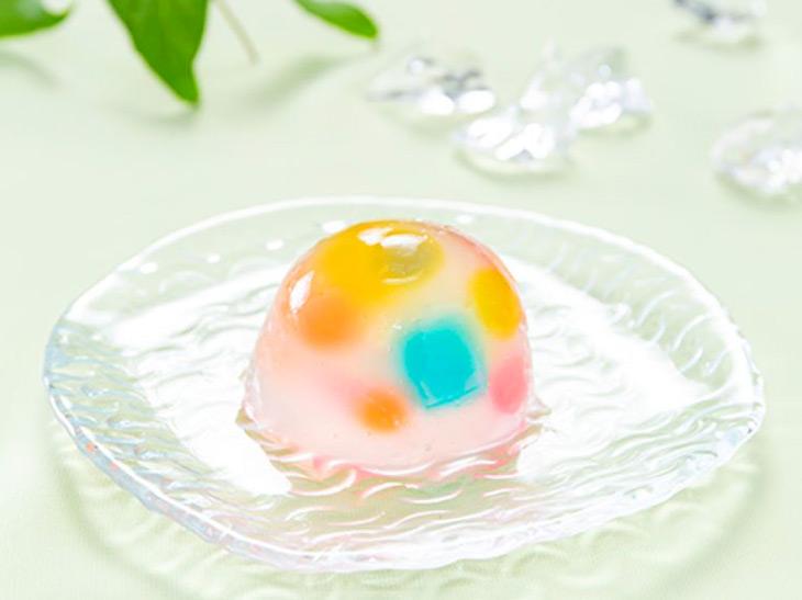「タピオカフルーツ 水まんじゅう」(1個172円)