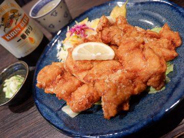 1日30食限定! 京橋の老舗『都鳥』の絶品「唐揚げライス」を食べてきた