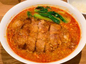渋谷に伝説の「排骨担々麺」が復活! 早くも行列中の『Renge no Gotoku』へ行ってみた