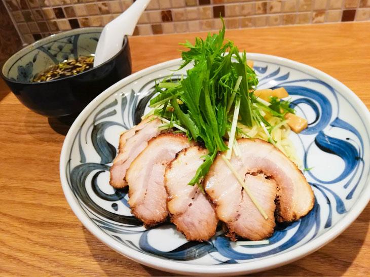 「チャーシューつけ麺」980円