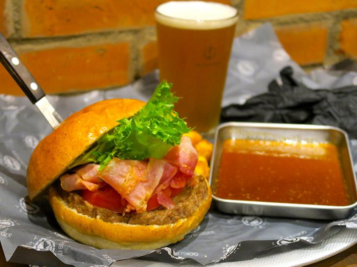 普通のハンバーガーの4倍重い! 『いしがまや GOKU BURGER』で究極のハンバーガーを食べてきた