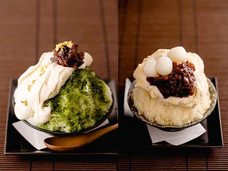大統領との会食にも使われた居酒屋『権八』に、大人が楽しめる贅沢かき氷が登場!