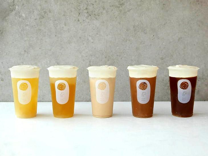 タピオカドリンクの次のブームはチーズティー! 東京のBEST「チーズティー」4選