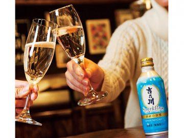 フランス「Kura Master2019」でプラチナ賞受賞のスパークリング日本酒「酒蔵の淡雪」の魅力とは?