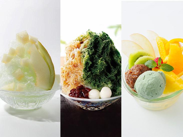 ひんやり美味! 大丸松坂屋「ひんやりスイーツフェア」で食べたいかき氷はコレ!