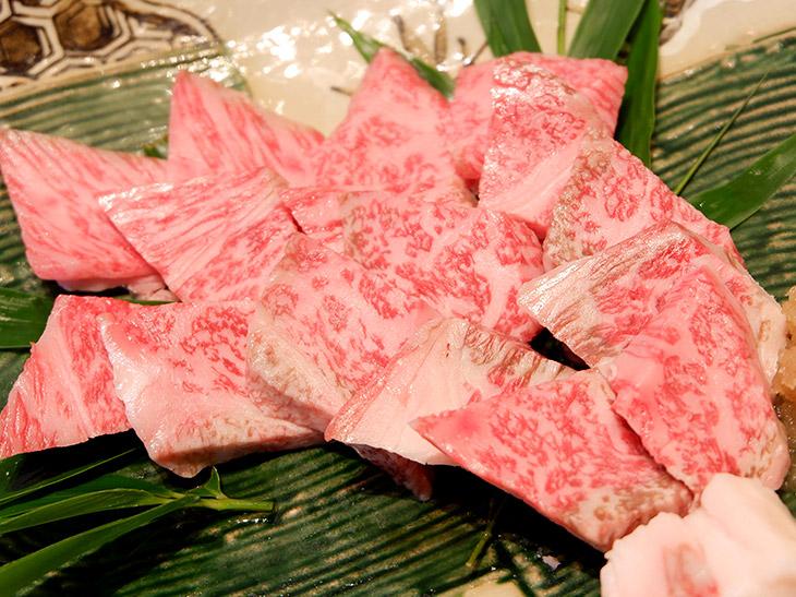 長崎和牛サーロインの対馬石焼
