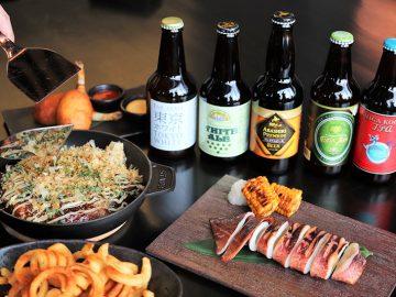 クラフトビールと夜景を楽しむアマン東京の夏祭りが開催
