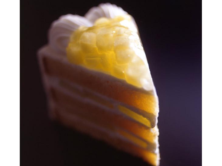 「スーパーメロンショートケーキ」
