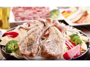 極上ラム肉で乾杯! 新宿・小田急百貨店の「ジンギスカンビヤテラス」が人気の理由