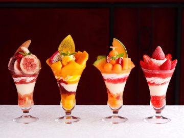 夏限定! 「資生堂パーラー」で食べたい絶品パフェ4選