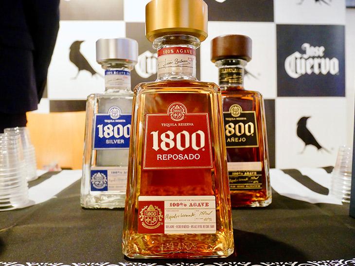 Jose Cuervo 1800 レポサド(クエルボ1800)