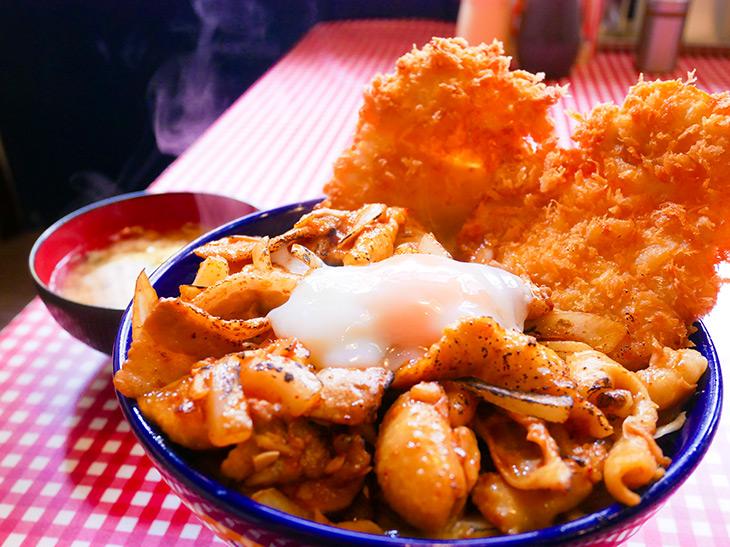 ガッツリすぎる! 阿佐ヶ谷『キッチン男の晩ごはん』の「スタミナ野郎丼」を食べてきた