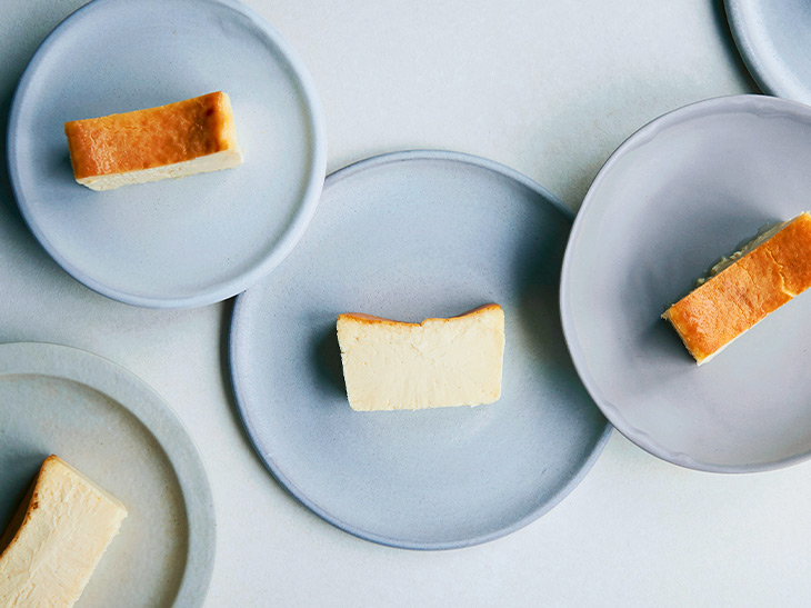 SNSで話題のお取り寄せチーズケーキ「Mr. CHEESECAKE」が美味しい理由