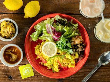 清涼感抜群! ランチに食べたい「レモンライス」とは?