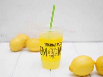 レモネード専門店『レモネードbyレモニカ』が柏と横浜にオープン!