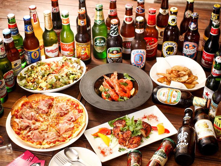 世界のビールが飲み放題! 「旅ノリフェス ビアガーデン2019」が秋葉原で開催中