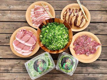 肉と九条ねぎを思う存分堪能できるイベント「こと京都九条ねぎ祭り」が1日限定で開催