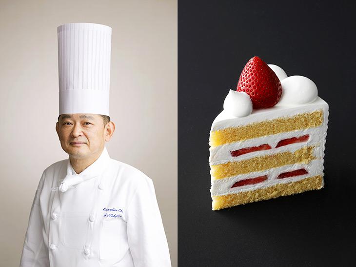 """グランシェフ・中島眞介氏が生んだ「エクストラスーパーシリーズ」は、素材から製法に至るまで徹底的にこだわり抜いた""""究極のケーキ"""""""
