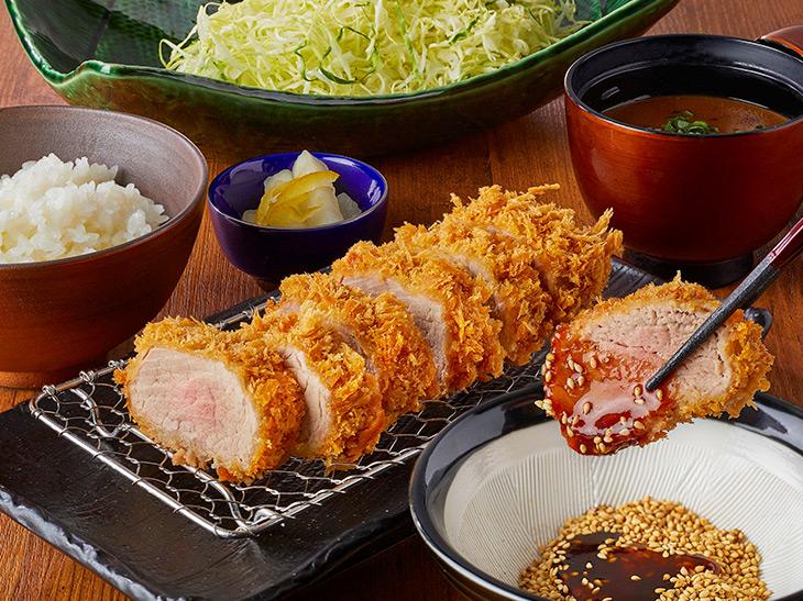 「SaboFilet(サボフィレ)かつ御膳」(2300円・税抜)