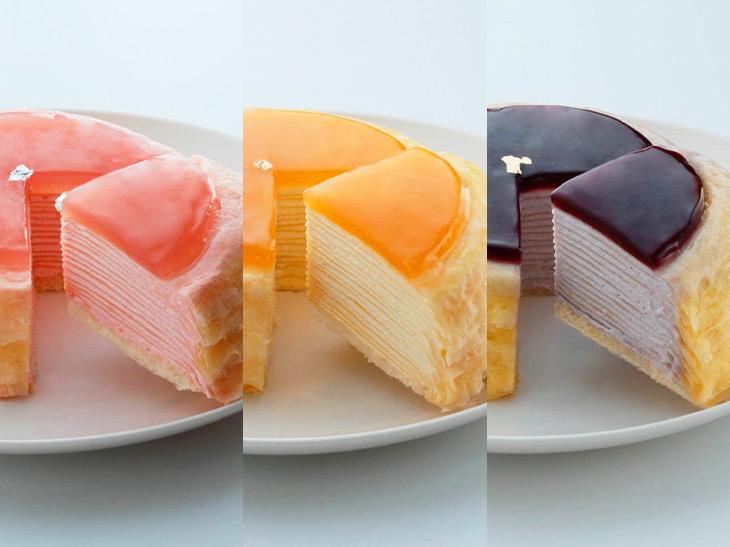 今食べておきたい! ミルクレープ発祥店『カサネオ』の限定「ジュレクレープ」