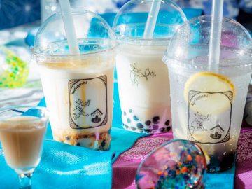 和風タピオカドリンク! 日本酒専門店が手がける「甘酒タピオカミルク」とは?