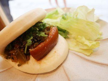 タピオカブームに続け! 台湾屋台料理「割包(グァバオ)」専門店『福包』が中野の飲み屋街にオープン