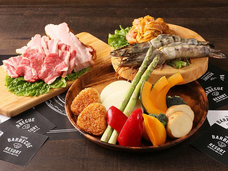 競馬ファン&BBQ好き必見! 東京競馬場で「手ぶらBBQ」が楽しめる