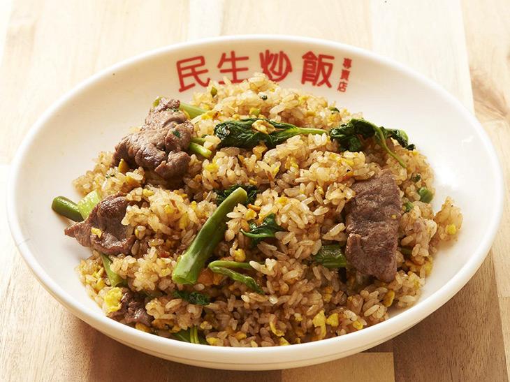 台湾ナンバーワン人気の炒飯専門店『民生炒飯』が横浜中華街に初上陸!