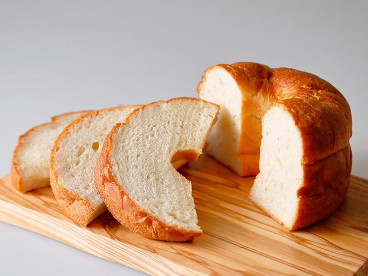 「大仏さまの福みみ食パン」 一斤864円