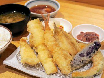 関西では大行列! 揚げたての天ぷらがリーズナブルに食べられる『まきの』が都内にあるって知ってた?