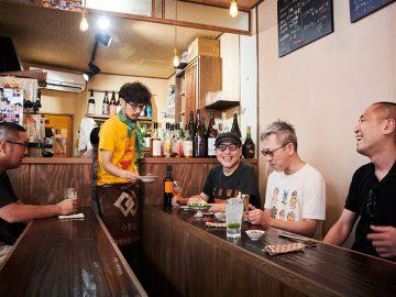 呑んベえの聖地・京成立石に誕生した名酒場『ブンカ堂』はいかにして生まれたか?