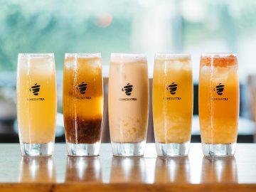 """台湾で話題の""""ティー専門店"""" 『COMEBUYTEA』が日本初上陸! 人気ベスト5を飲み比べてみた"""