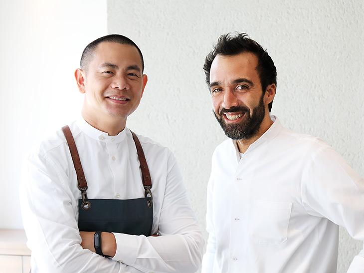 アジアを代表するスーパーシェフが夢のコラボ! 美食家垂涎の食事会イベントに潜入