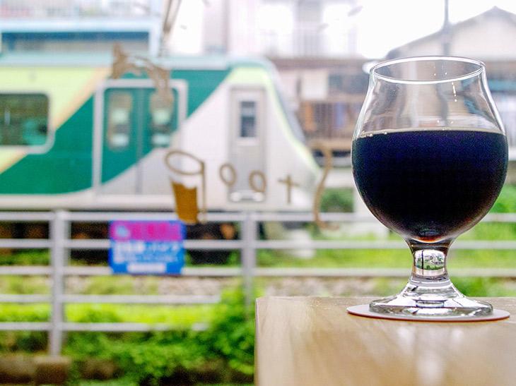 多摩川線ぶらり途中下車ビール。『BEER STAND Stoop』の立ち飲みクラフトビールが楽しい!