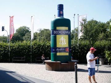 ビール大国チェコで古くから親しまれている薬草酒「ベヘロフカ」のミュージアムに潜入!