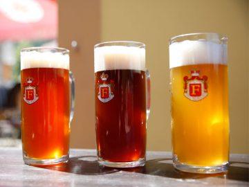 """ここに行かないと絶対に飲めない! 城塞都市の特別な""""マイクロブルワリービール"""""""