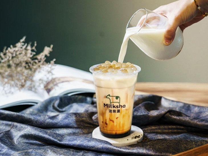 タピオカ専門店の大本命『ミルクシャ』がついに日本上陸! 白タピオカの魅力とは?