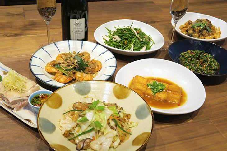 日本向けにあえて味をアレンジせず、台湾本店と同じ調理法を用いて作られている