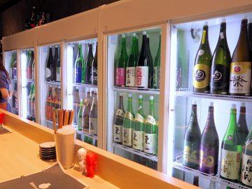 日本酒の立ち飲み屋が急増中! 東京・大井町にできた「國酒文化振興酒場 佐賀」で佐賀の銘酒を堪能してきた