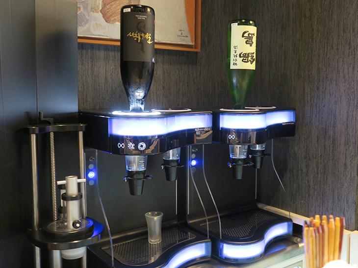 「WHYNOT」は同店の運営会社のフレッシュテック・スタイルが開発し、国際特許も取得している